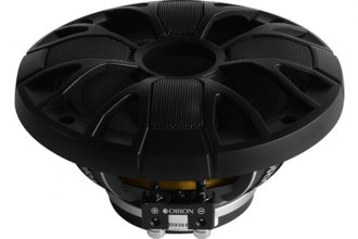 "Orion® - 6-1/2"" HCCA Series 1400W Midrange Speaker with Grills"