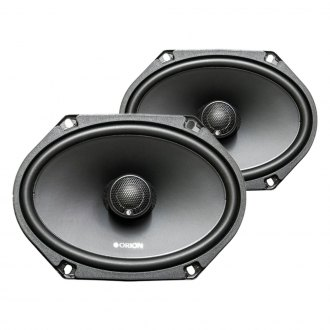 "Orion® - 6"" x 8"" 2-Way XTR Series 300W Coaxial Speaker"
