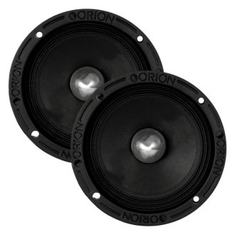 "Orion® - 6-1/2"" XTR Series 1400W Midrange Speakers"