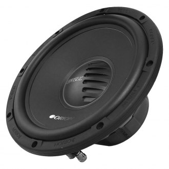 "Orion® - 10"" Cobalt Series 1600W 4 Ohm DVC Subwoofer"