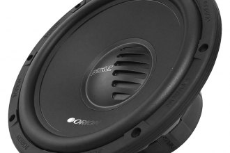 "Orion® - 10"" Cobalt Series 1400W SVC Subwoofer"
