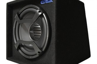 "Orion® - 12"" Cobalt Single 2 Ohm 1600W Enclosure"