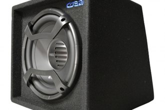 "Orion® - 12"" Cobalt Single 4 Ohm Enclosure"