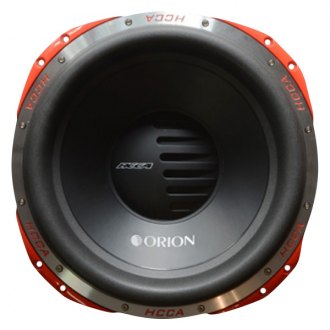 "Orion® - 15"" HCCA SPL Series 20000W 4 Ohm DVC Subwoofer"