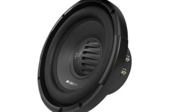 "Orion® - 10"" XTR NTENSE Series 2 Ohm 2400W DVC Subwoofer"