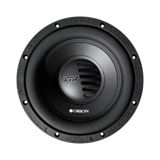 "Orion® - 10"" XTR Series 2000W 4 Ohm DVC Subwoofer"
