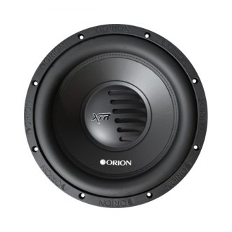 "Orion® - 12"" XTR Series 2400W 2 Ohm DVC Subwoofer"