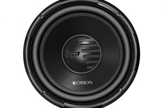 "Orion® - 12"" XTR XTREME Series 4 Ohm 4000W DVC Subwoofer"