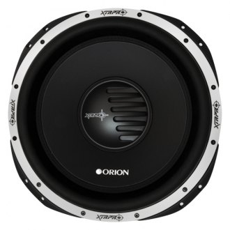 "Orion® - 15"" XTR PRO Series 4 Ohm 7200W DVC Subwoofer"
