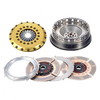 OS Giken® - TR Series Billet Aluminum Twin Plate Clutch Kit