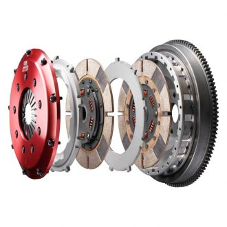 OS Giken® - STR Series Billet Aluminum Twin Plate Clutch Kit
