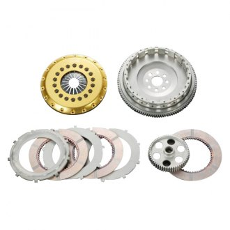 OS Giken® - R Series Billet Aluminum Triple Plate Clutch Kit