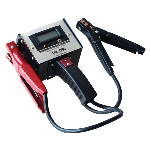 carbon pile load tester instructions