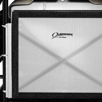 Outerwears® - White Radiator Speed Screen