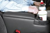 Outland Automotive® - Truck Bench Seat Console, Blue