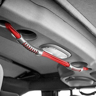 Outland Automotive® - Rear Dual Grab Strap
