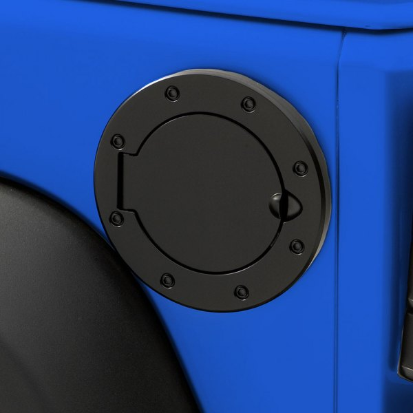 Automotive Gas Cap : Outland automotive jeep wrangler non locking black