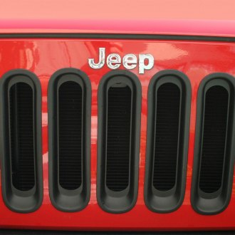 Outland Automotive® - Black Insert Grille