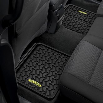 Outland Automotive® - All Terrain Floor Liners