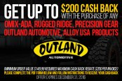 Outland Automotive Special Offers