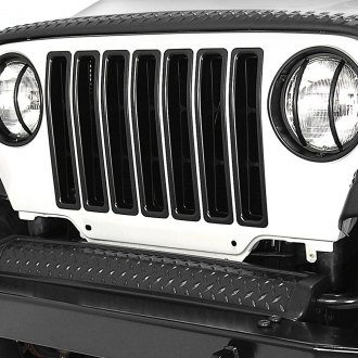 Outland Automotive® - Black Main Grille