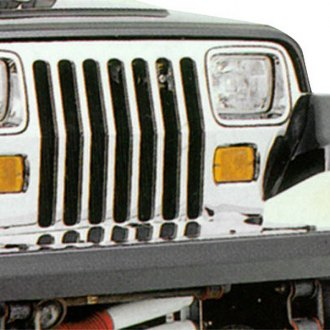 Outland Automotive® - Rock Crawler Black Front Bumper