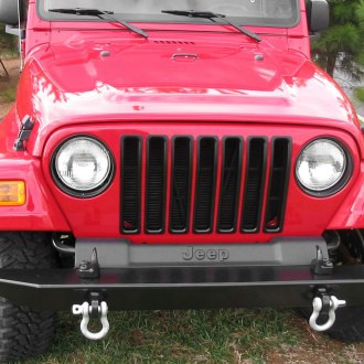 Outland Automotive® - Rock Crawler Full Width Front HD Bumper