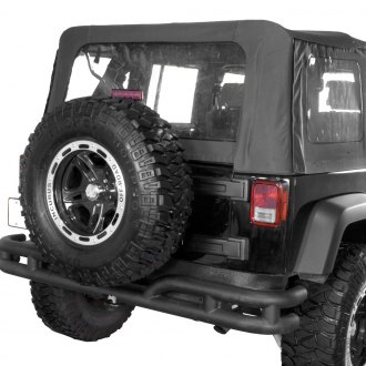 "Outland Automotive® - 3"" Tube Rear Bumper"