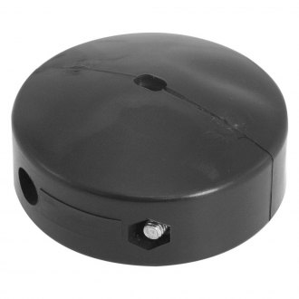 Outland Automotive® - Black Winch Cable Stopper
