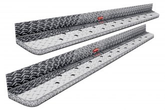 "Owens® - 6.5"" Commercial Diamond Plate Running Boards"