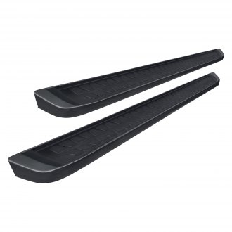 "Owens® - 5.5"" Factory Boards™ Custom Factory Look Wheel-to-Wheel Black Running Boards"