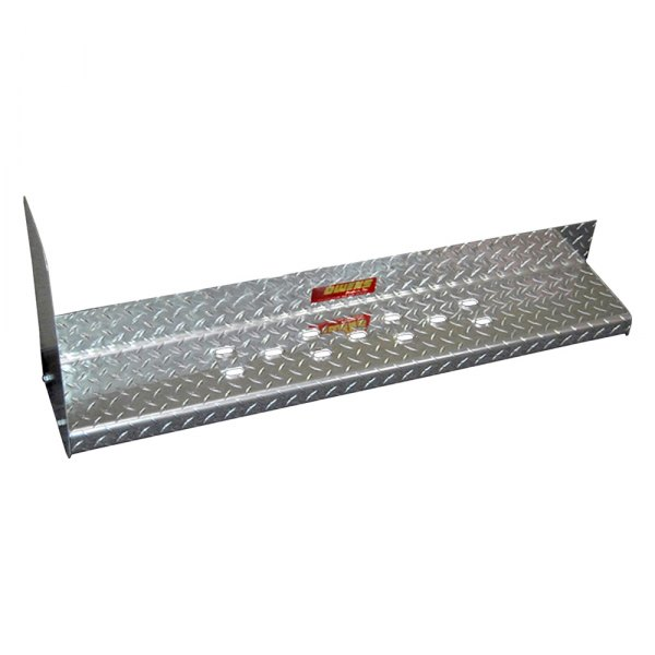 Owens® - Commercial Wheel-to-Wheel Diamond Plate Running Boards