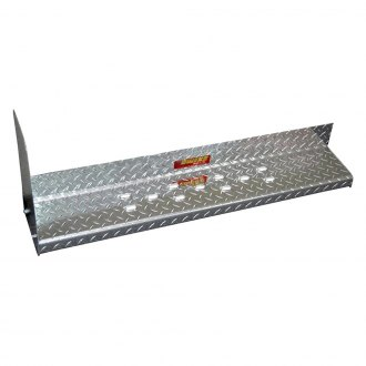"Owens® - 6.5"" Commercial Wheel-to-Wheel Diamond Plate Running Boards"