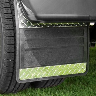 Owens® - Classic Series Dually Wheel Rubber Mud Flaps