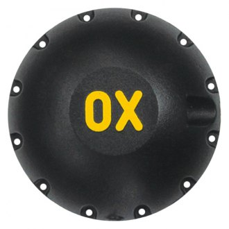 OX Off Road® - Heavy Duty Differential Cover