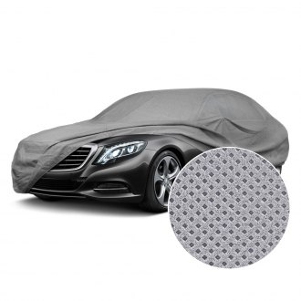 OxGord® - Economy Indoor Gray Car Cover