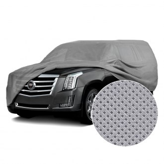 OxGord® - Economy Indoor Gray SVT Cover