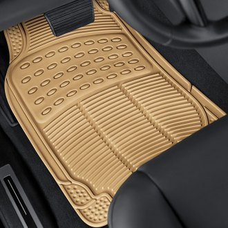 OxGord® - Ridged Style Heavy Duty Rubber Floor Mats