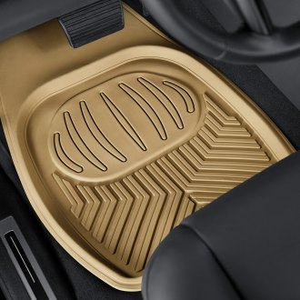 OxGord® - Bear Claw Style Heavy Duty Rubber Floor Mats
