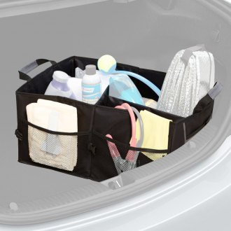 OxGord® - Black Trunk Organizer Caddy