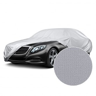 OxGord® - Solar-Tech Reflective Silver Car Cover