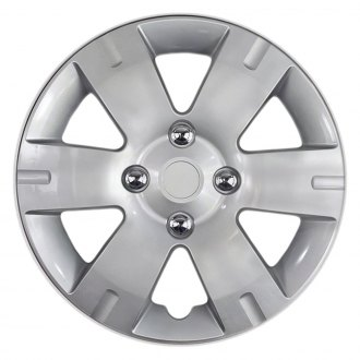 "OxGord® - 15"" 6 Spokes Wheel Covers"