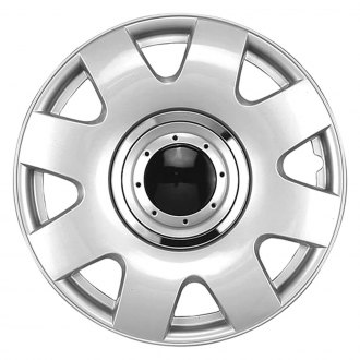 "OxGord® - 15"" 10 Spokes Wheel Covers"