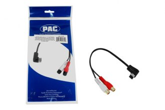 PAC® - Auxiliary Audio Input Cable for Aftermarket Radios