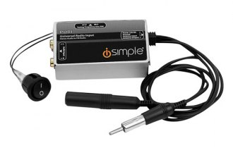 PAC® - iSimple Auxiliary Audio Input for all FM Radios