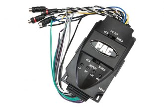 PAC® - 4-Channel Premium Line Output Converter with Remote Turn-On Trigger