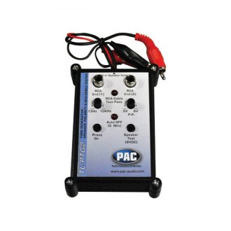 PAC® - Tone Generator and Speaker Polarity Tester