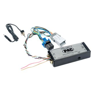 PAC® - Dual Auxiliary Audio Input Interface
