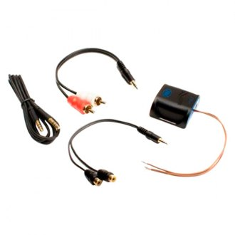 PAC® - L.O.C. PRO 2-Channel Line-Out Converter with 3.5mm Input