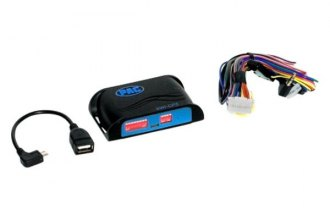 PAC® - Smartphone and PC Programmable Steering Wheel Control Interface